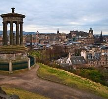 Views From Calton Hill by embracelife