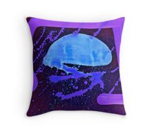 Energy explode Throw Pillow