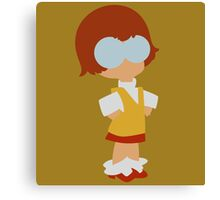 Kid Velma Dinkley Canvas Print
