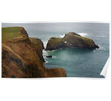 Carrick-a-Rede Poster