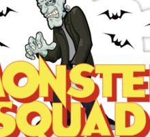 Monster Squad Sticker