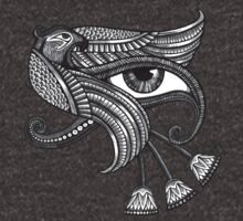 Eye of Horus (Tattoo Style Tee) by Anita Inverarity