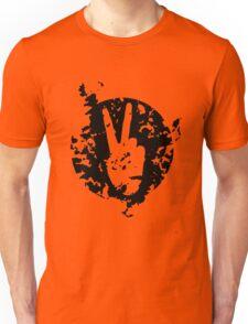 V for victory design color 1 Unisex T-Shirt