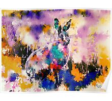 Easter Hare  Poster