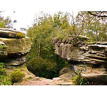 Brimham Rocks Photographic Print