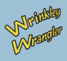 Wrinkley Wrangler One Piece - Short Sleeve