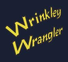 Wrinkley Wrangler One Piece - Long Sleeve