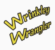 Wrinkley Wrangler One Piece - Short Sleeve