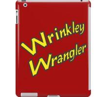 Wrinkley Wrangler iPad Case/Skin