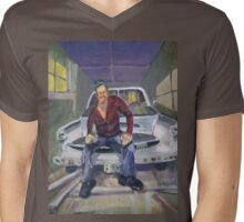 Garaged dreams Mens V-Neck T-Shirt
