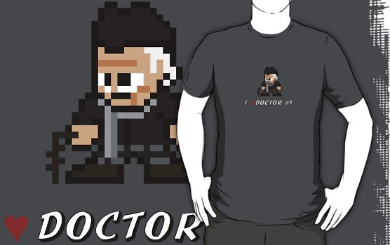 I ♥ Doctor #1 by TheRandomFactor