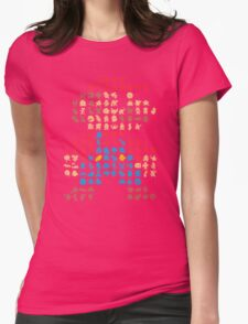 30 Years Modern Womens Fitted T-Shirt