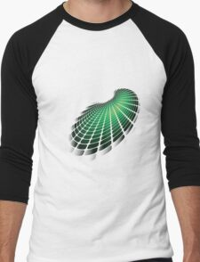 Abstract green sphere T-Shirt