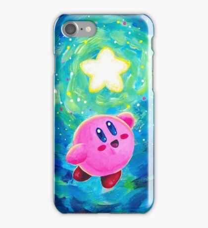 Kirby Star iPhone Case/Skin
