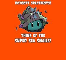 Boycott Splatfests! Unisex T-Shirt