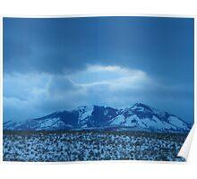 Ironside Mountain Blues Poster