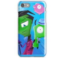 Zim and Gir iPhone Case/Skin