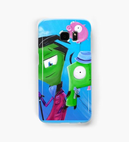 Zim and Gir Samsung Galaxy Case/Skin