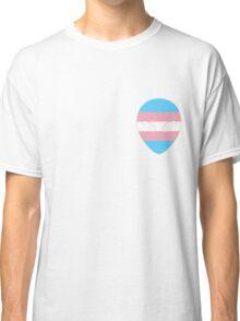 Transgender Alien Classic T-Shirt