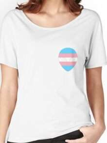 Transgender Alien Women's Relaxed Fit T-Shirt
