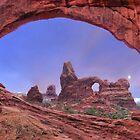Through the Portal by Mitchell Tillison