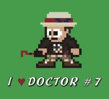 I ♥ Doctor #7 by TheRandomFactor