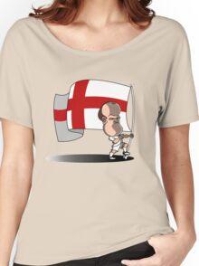 Wayne Rooney -England Women's Relaxed Fit T-Shirt