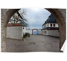 Welcome to Castle Augustusburg Poster
