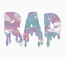"""RAD"" Holographic Sticker by tumblur"