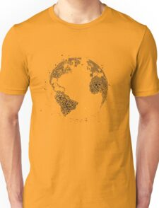 earth night Unisex T-Shirt