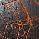 Writings on the wall by Katarina Kuhar