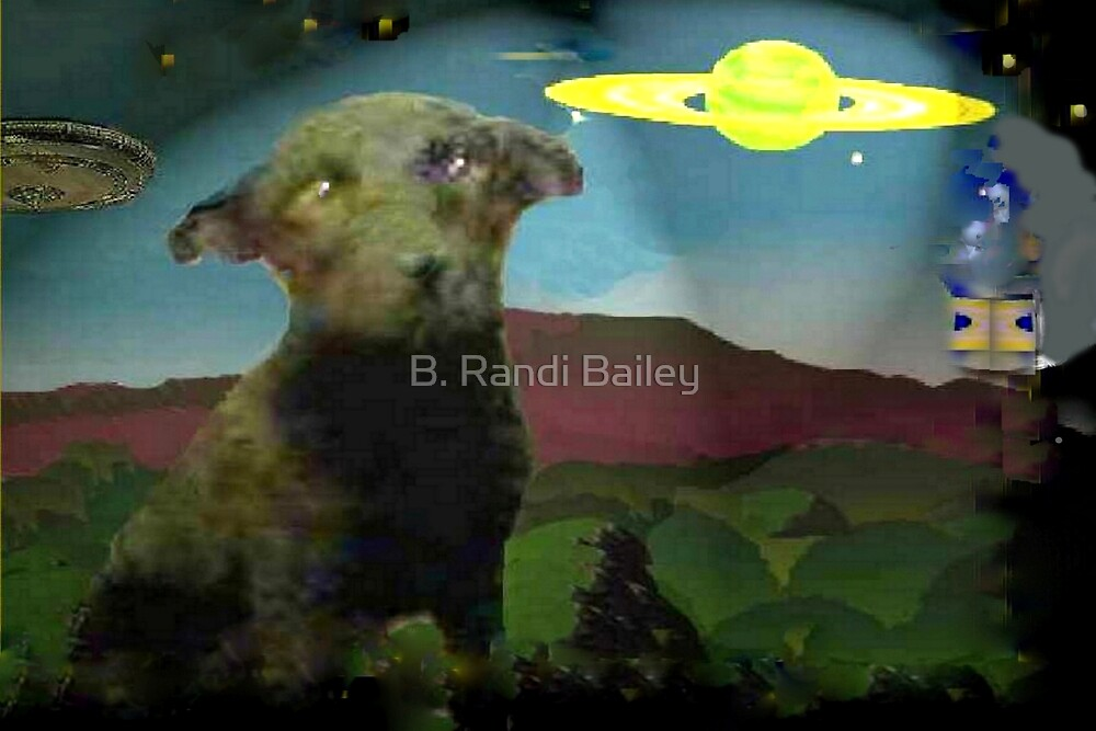By the light of Saturn by ♥⊱ B. Randi Bailey