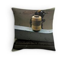 What a Clever Bumble Bee you are... Throw Pillow