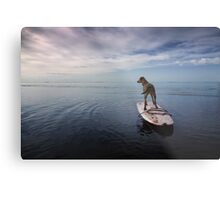 Owning the day Metal Print
