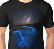 Milky Bioluminescence V2 Unisex T-Shirt