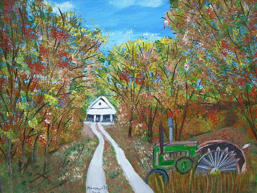 Forgotten Farm by maggie326