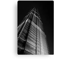 Jin Mao Tower Canvas Print