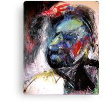 Ugly American Canvas Print