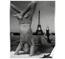Un Yogi à Paris Poster
