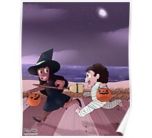 Trick Or Treating :SU: Poster