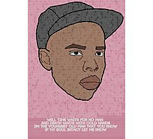 "Earl Sweatshirt ""Solace"" Inspired Poster Photographic Print"