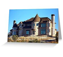 Boerne Home Greeting Card