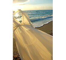 Beach Nighty Photographic Print