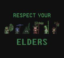 Respect Your Elders by legendofmaxx