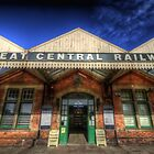 Great Central Railway - Loughborough Station by Yhun Suarez