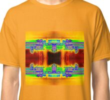 Psychedelic Fusion Reactor Classic T-Shirt