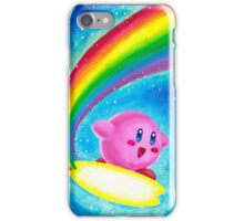 Kirby Rainbow iPhone Case/Skin