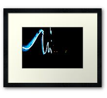 Boston Aquarium Framed Print