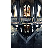 The Font-Salisbury Cathedral Photographic Print
