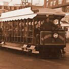 Fleetwood Crossbench Car No 2. Built 1898 by John Hare